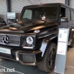 Thử cảm giác ngồi trong Mercedes G65 AMG giá 16,5 tỷ đồng