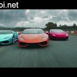 3 phiên bản siêu xe Lamborghini Huracan đua tốc độ