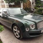 Bộ đôi Bentley Mulsanne và Rolls royce Phantom Hải Dương tái xuất
