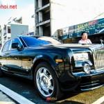 Video xe siêu sang Rolls royce Phantom 25 tỷ của đại gia Lào Cai