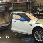 Chuẩn bị ra mắt Tesla Model S phiên bản thân dài siêu sang