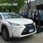 Lexus bán được tổng cộng 1 triệu xe sang hybrid sau 11 năm