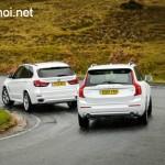 Tư vấn nên mua BMW X5 hay Volvo XC90 mới ?
