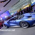Siêu xe Ford GT giá nửa triệu đô đã có 7000 đơn đặt hàng