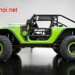 Jeep ra mắt 7 mẫu xe mới 2016 với kiểu dáng hoài cổ