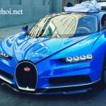 Siêu xe nhanh nhất thế giới Bugatti Chiron đầu tiên đến Mỹ