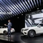 Xe sang Mercedes-AMG GLC63 dùng chung động cơ E63 AMG