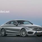 Giá bán 2,7 tỷ cho Mercedes C300 Coupe 2016 ở Việt Nam