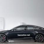 Tesla Model S 2017 có hệ thống pin siêu mạnh mẽ