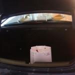 Cách xếp cốp xe ô tô được ngăn nắp để chở nhiều đồ