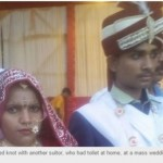 Cô dâu hủy đám cưới với chồng chỉ vì không có nhà vệ sinh