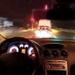 Cách để lái xe an toàn trong đêm tối