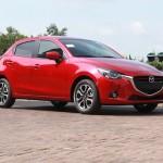 Thêm xe Mazda2 báo lỗi cá vàng