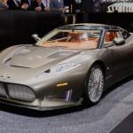 Siêu xe Spyker C8 Preliator giá rẻ hơn Lamborghini Aventador