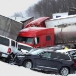 Hai điều bí ẩn trong video tai nạn xe