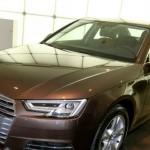Chi tiết giá bán xe sang Audi tháng 4/2016