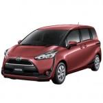 Toyota Sienta giá 350 triệu ở Indonesia