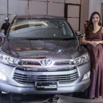 Toyota Việt Nam triệu hồi 764 xe innova