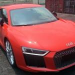 Siêu xe Audi R8 2016 sắp xuất hiện tại sự kiện Audi Progressive ở Hà Nội