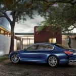 BMW ra mắt xe sang 760 li phiên bản kỷ niệm 100 năm