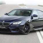 Ngắm xe BMW M6 Gran Coupe thể thao độ bởi G-Power
