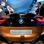 4 nhân viên bộ phận xe xanh BMW gia nhập Future Mobility