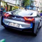 Siêu xe BMW i8 giá 7 tỷ biển đẹp Sóc Trăng tái xuất ở Sài Gòn