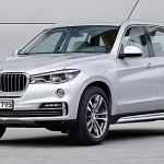 Lộ ảnh thực tế xe siêu sang cỡ lớn BMW X7