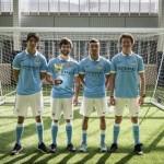 """Manchester City """"hợp tác"""" cùng xe Nissan Juke"""