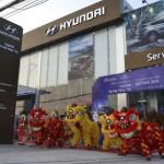 Hyundai Thành Công chơi trội khai trương 4 đại lý mới