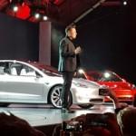 Sau 2 ngày Tesla kiếm đậm 10 tỷ USD nhờ xe Model 3