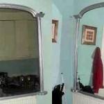 Những câu chuyện xoay quanh chiếc gương ma ám