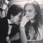 Gái hư Lindsay Lohan sắp lấy chồng thiếu gia ?