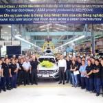 Xe sang Mercedes GLC đến tay khách hàng Việt tháng 6/2016