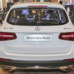 Đánh giá xe sang Mercedes GLC 2016 tại Việt Nam