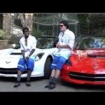 Cô gái chọn chàng trai đi siêu xe màu trắng hay đỏ ?