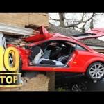 Top 10 vụ tai nạn siêu xe do chủ xe thích thể hiện