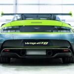 Ngắm siêu xe đua Aston Martin GT8 Vantage ra mắt chính thức