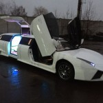 Siêu xe Lamborghini Reventon dài 6 mét là hàng giả