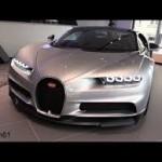 Ngắm chi tiết siêu xe Bugatti Chiron ngoài đại lý