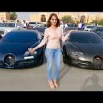 Dàn siêu xe triệu đô ở Dubai nhiều đếm không xuể