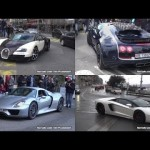 Dàn siêu xe đời mới khoe tiếng pô ở Monaco