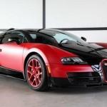 Chân dài xinh đẹp lái siêu xe Bugatti Veyron 2 triệu đô