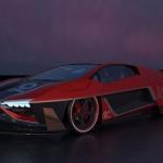 """Ngắm siêu xe Raton """"độ"""" từ Lamborghini Aventador"""