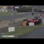 Siêu xe Ferrari triệu đô tai nạn tan nát ở cuộc đua GT Tour 2016