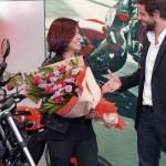 Khách hàng nữ đầu tiên ở Việt Nam sở hữu Ducati Scrambler Sixty2