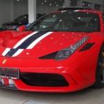 Đánh giá siêu xe Ferrari 458 Speciale