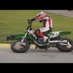 Giải đua siêu mô tô hấp dẫn ở Malaysia