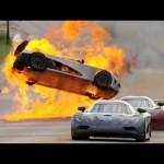 Top 10 bộ phim có cảnh tai nạn siêu xe đáng sợ nhất