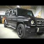 Choáng ngợp xe Mercedes G63 AMG limousine bọc thép giá triệu đô